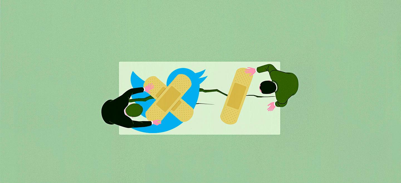 Очередной сбой в работе Твиттера