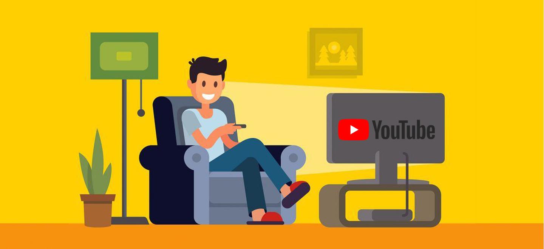 Просмотры на YouTube выросли на 75%, площадка протестировала новый функционал