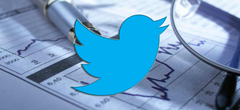 Акции Твиттера упали на 20%