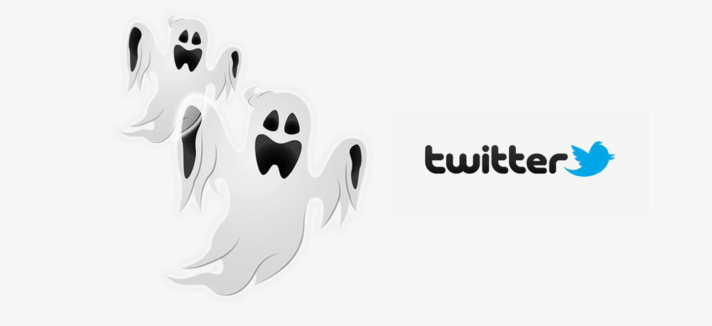 Twitter против «мертвых душ»