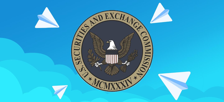 SEC против Telegram – схватка не на жизнь